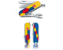 Карманный складной нож Victorinox 0.6223.L1209 Yustaposted