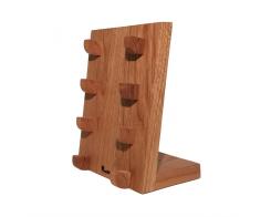 Подставка для охотничьих ножей Woodinhome HKS0204ON
