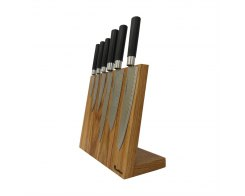 Магнитная подставка для ножей Woodinhome KS002XSON 30х26х12,5 см.