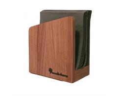 Салфетница деревянная Woodinhome NK003ON