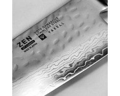 Кухонный нож Сантоку Yaxell, ZEN 37, 35501, 16,5 см.