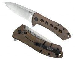 Складной нож Zero Tolerance 0801BRZ Rexford