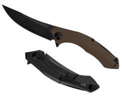 Складной нож Zero Tolerance Sinkevich 0462TAN